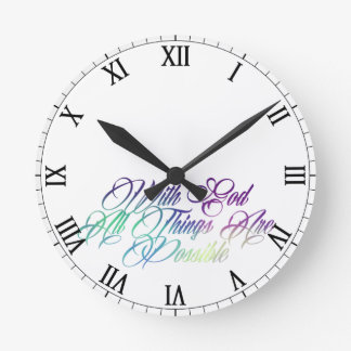 19:26 de Matthew Reloj Redondo Mediano