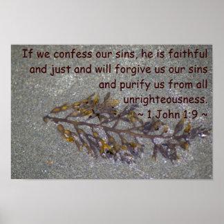 1 1:9 de Juan Póster