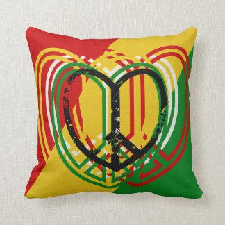1 almohada de la decoración del monopatín de