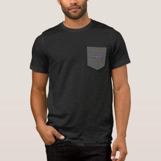 +1 bolsillo de sostener la camiseta
