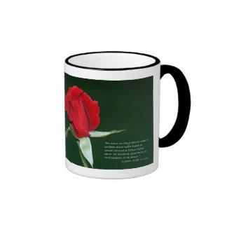 1 estafa Rosa Don Juan del 4:18 de Juan Taza De Café