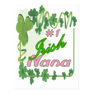 #1IrishNana Postal