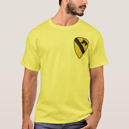 1r Caballería de aire Camiseta
