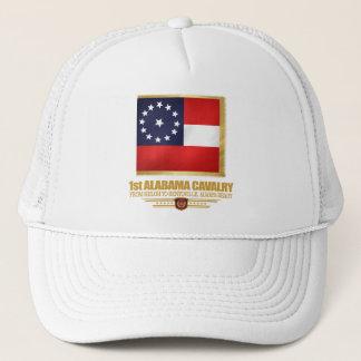1r Caballería de Alabama Gorra De Camionero