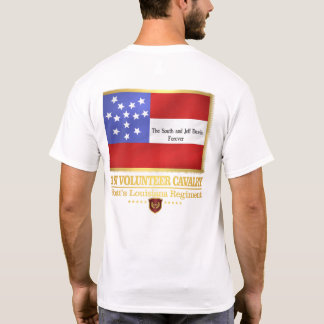 1r Caballería de Luisiana Camiseta