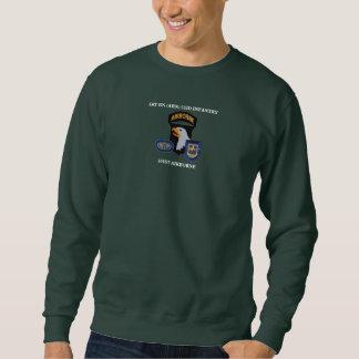 1r Camiseta aerotransportada de la infantería de