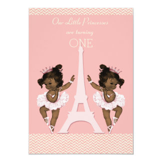 1r cumpleaños de los gemelos de la torre Eiffel