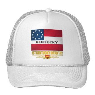 1r Infantería de Kentucky Gorro
