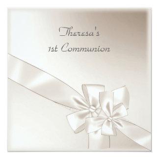 1r Invitación del fiesta de la comunión