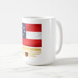 1r Nacional confederado Taza De Café