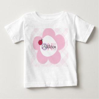 "1ra camisa del cumpleaños de ""Addison"""
