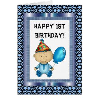 1ra tarjeta de cumpleaños feliz