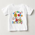 1ras camisetas y regalos del cumpleaños de la