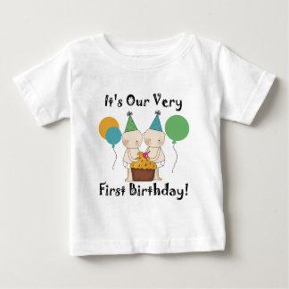 1ras camisetas y regalos del cumpleaños de los