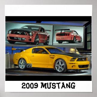 2005-Mustang-GT-R-Concept-hr-012, mustango 2009 Póster