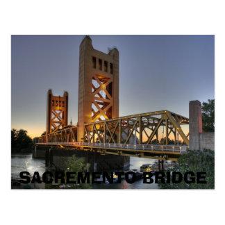 ¡20060805095806! Tower_Bridge_Sacramento_edit, SA… Postal