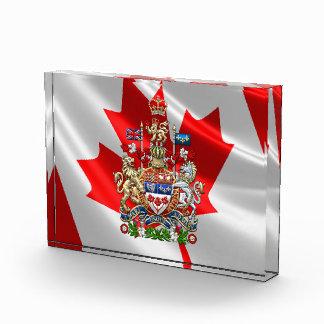 [200] Escudo de armas de Canadá [3D]