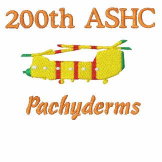200o Camisa bordada CH-47 de ASHC Vietnam