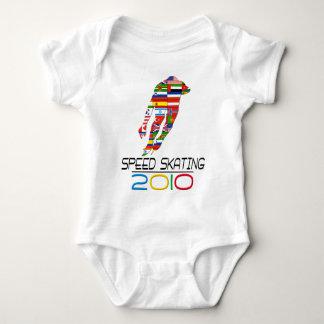 2010: Patinaje de velocidad Body Para Bebé