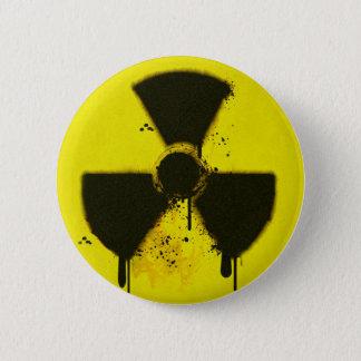 2011, la catástrofe nuclear chapa redonda de 5 cm