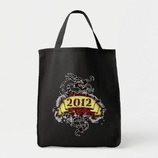 2012 - Año del dragón - la bolsa de asas