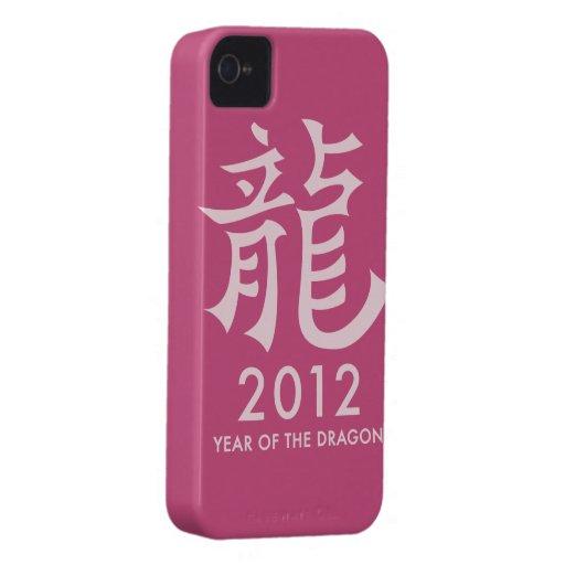 2012 años del caso del iPhone 4 del símbolo del dr Case-Mate iPhone 4 Funda