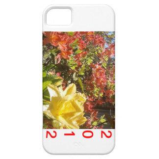 2012 floral iPhone 5 coberturas