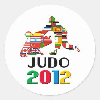 2012: Judo Etiqueta Redonda