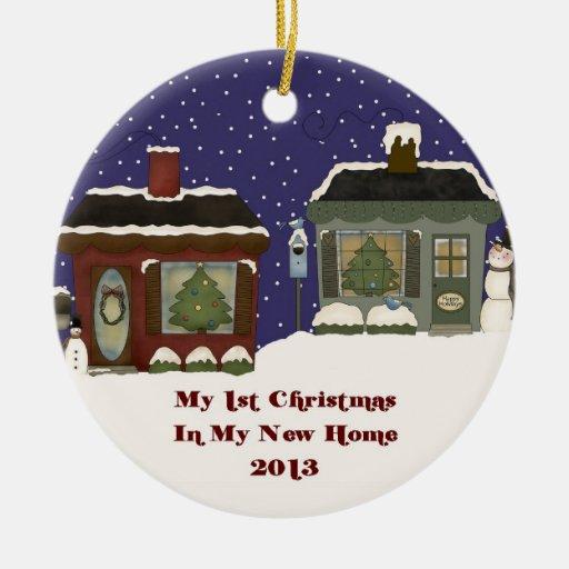 2013 mi nuevo navidad casero ornamente de reyes