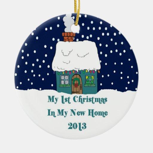 2013 mi nuevo navidad casero adornos