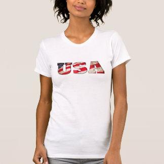 ¡2014 Juegos Olímpicos de Invierno! Los E.E.U.U. ( Camiseta