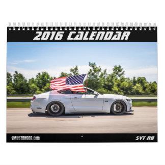 2016 calendario del mustango - mustang6.com