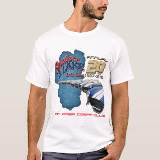 2016 serpientes básicas * (FRENTE solamente) Camiseta
