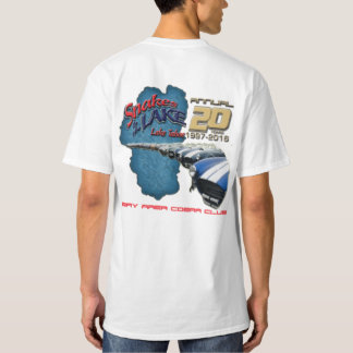 2016 serpientes básicas * (FRT y parte posterior) Camiseta