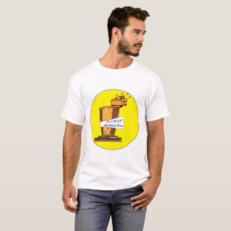 2017 M.V.T. - La mayoría de la tostadora valiosa Camiseta