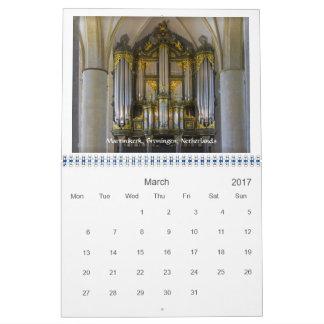 2017-Matter de principales - calendario del órgano