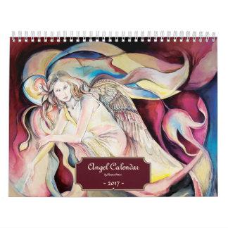 2017 un calendario del ángel - medio