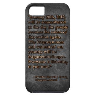 20 DE ENERO PRES45 FUNDA PARA iPhone SE/5/5s