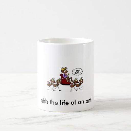 21016853, ahh la vida de una hormiga tazas de café