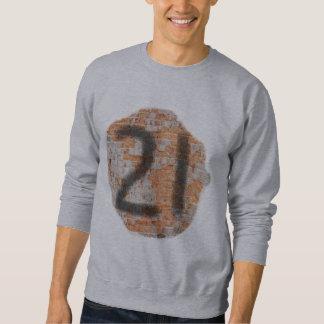 21ros regalos de cumpleaños de la pintada jersey
