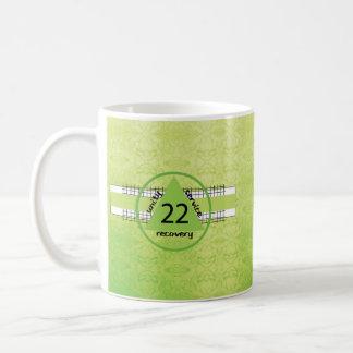 22do Taza del regalo del aniversario de la