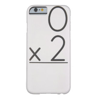 23972330 FUNDA DE iPhone 6 BARELY THERE