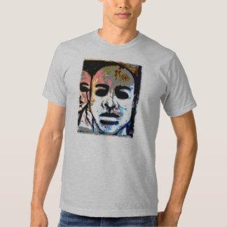 23 caras camiseta