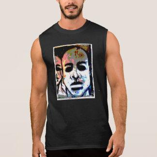 23 caras oscuras camiseta sin mangas