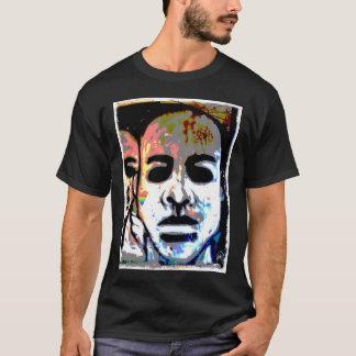 23 caras (oscuras) camiseta