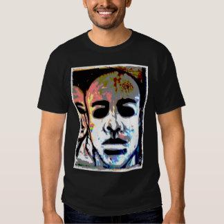 23 caras (oscuras) camisetas