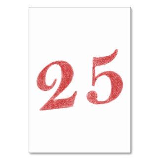 25 años de aniversario