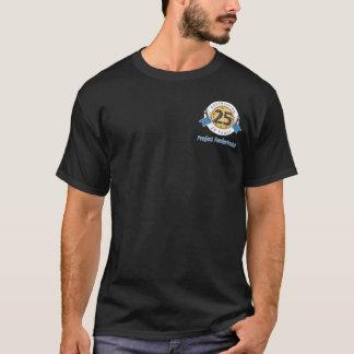 25ta camiseta del aniversario