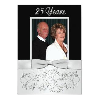 25ta invitación IMPRESA del aniversario del ARCO
