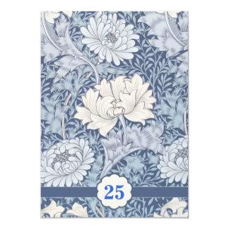 25tas invitaciones del aniversario de boda del invitación 12,7 x 17,8 cm
